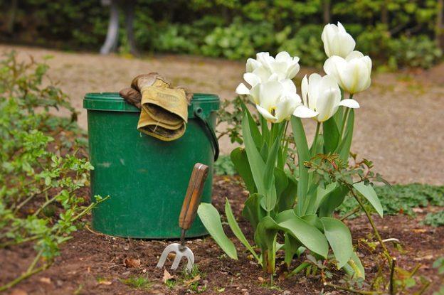 Aby nám zahradní nářadí dobře sloužilo